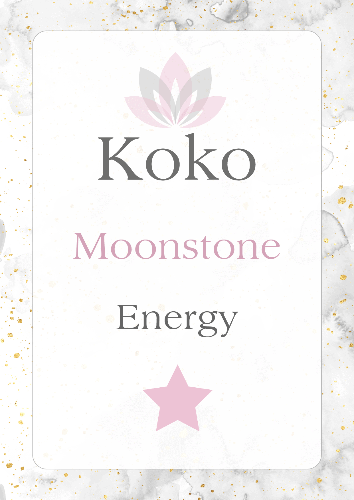 moonstone Gemstone meaning energy