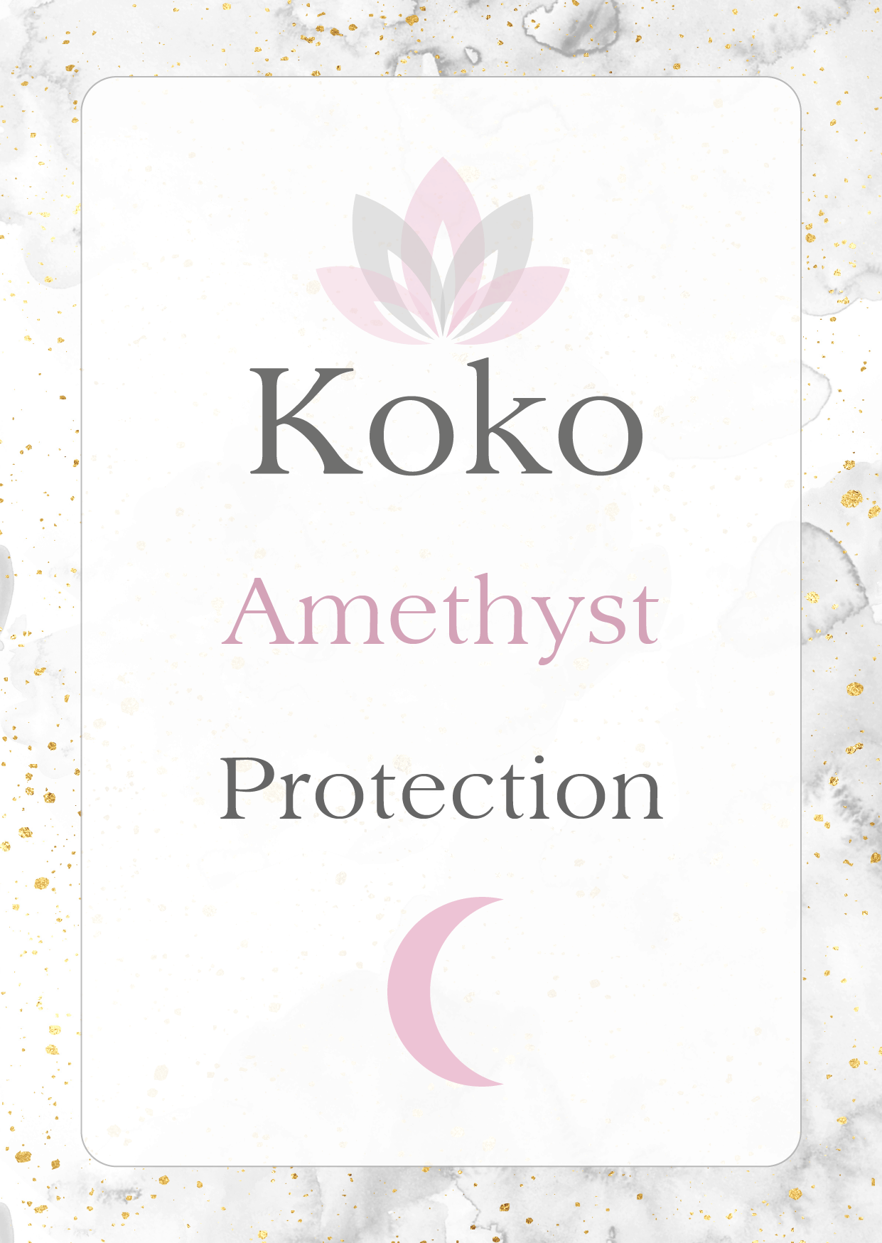 Amethyst Gemstone meaning protection